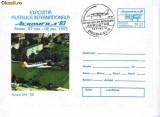 Plic intreg postal aviatie - Aeromfila 93, IAR 93, Aerostar - 40 de ani de activitate
