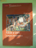 GRIGORE ALEXANDRESCU-FABULE SI SATIRE