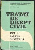 TRATAT DE DREPT CIVIL  vol. I Partea generala