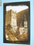 BRASOV - BISERICA NEAGRA SI TURNUL NEGRU 1900