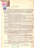 "105 Document vechi fiscalizat-19oct1939- BPHailper, Galati,str.Colonel Boyle,versus SAR Industria Bucuresti, vanz. tractor,,Hanomag-Diesel""-PanaitCarp, Documente"