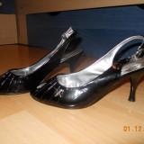 Pantofi dama impecabili - Pantof dama, Fuchsia, Marime: 35.5