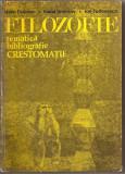 (C741) FILOZOFIE, TEMATICA, BIBLIOGRAFIE CRESTOMATIE DE MARIN DIACONU, IOANA SMIRNOV, ION TUDOSESCU, EDP, BUCURESTI, 1976