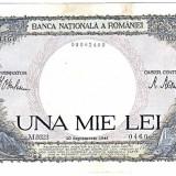 @Bancnota 1000 lei 10.sept.1941, XF+ - Bancnota romaneasca