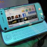 Nokia n97 - Telefon mobil Nokia N97, Alb