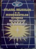 Atlasul Religilor si al  Monumentelor Istorice Religioase - C. Cuciuc (autograf), Alta editura