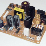 SURSA ALIMENTARE PENTRU IMPRIMANTA MATRICEALA EPSON FX 870 / EPSON FX 1170 - MADE IN JAPAN -, EPSON 870 / 1170 POWER SUPPLY CIRCUIT BOARD