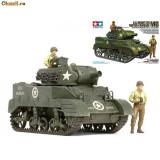 + Macheta 1/35 Tamiya 35312 - US Howitzer Motor Carriage M8 +