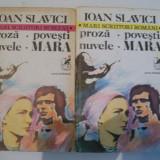 IOAN SLAVICI PROZA POVESTI NUVELE MARA VOL, 1, 2 - Roman, Anul publicarii: 1980