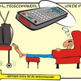 Telecomanda ITT SAT 8001