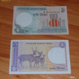 Lot 2 bancnote Asia UNC necirculate