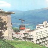 "Carte postala - SINAIA - Hotel Alpin,, Cota 1400"" - Carte Postala Muntenia dupa 1918"