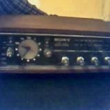 Vand radio de colectie raritate vintage Sony 8FC-55W Made in Japan