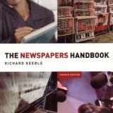 The Newspapers Handbook - Richard Keeble