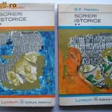 B.P. Hasdeu - Scrieri Istorice (volumul 1+2) - Istorie