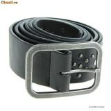 Curea / Centura LEE COOPER dama Vintage Black 8428, M/L, Asemanator piele, Lee Cooper