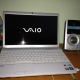 SONY VAIO VPCEB3E1E/WI - Laptop Sony, Intel Core i3