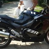 Kawasaki ZZR 1100 - Motocicleta Kawasaki