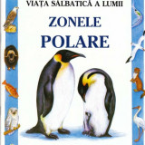 Vita salbatica in ZONELE POLARE - Carte educativa