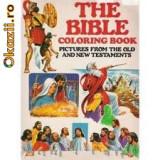 THE BIBLE. COLORING BOOK - Carte de colorat