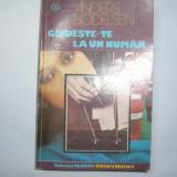GANDESTE-TE LA UN NUMAR de ANDERS BODELSEN, h2 - Roman, Anul publicarii: 1987