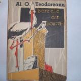 Berzele din Boureni Al.O.Teodoreanu{Pastorel}, g3, RF7/1 - Carte Editie princeps