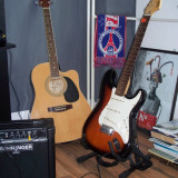 Chitara electrica Squier Excelenta