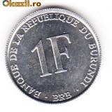 BURUNDI 1 FRANC 1993 UNC