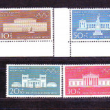 1970 Germania  Mi. 624-627 conditie * *