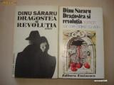 DINU SARARU - DRAGOSTEA SI REVOLUTIA 2 volume