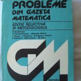 """""""PROBLEME DIN GAZETA MATEMATICA"""", Coord. Acad. N. Teodorescu, 1984. Absolut noua - Carte Matematica"""