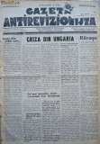 Gazeta antirevizionista , an 2 , nr 40 , Arad , 1935