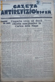 Gazeta antirevizionista , an 2 , nr 42 , Arad , 1935