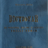 Dictionar de proverbe, maxime si zicatori ENGLEZ-ROMAN