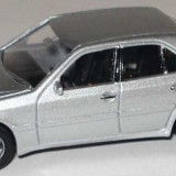 Macheta 1:87 Wiking (similar Herpa) Merceds Benz C 220, argintiu, H0
