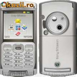 Telefon mobil Sony Ericsson P990i. Made in France., Argintiu, 16GB, Neblocat, Single core, 1 GB