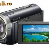 Camera video Sony HDR-CX305, Card Memorie
