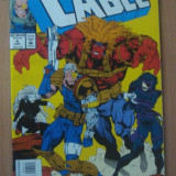 Cable #4 Marvel Comics - Reviste benzi desenate