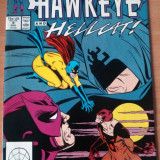 Solo Avengers. Hawkeye and HellCat #9 Marvel Comics - Reviste benzi desenate