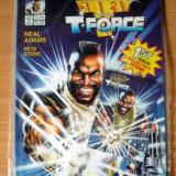 Mr. T and the T-Force #1 - Reviste benzi desenate
