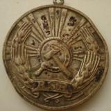 Medalia - PENTRU  MERITE  DEOSEBITE  IN  MUNCA