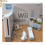 Consola Nintendo WII White Resort Pak