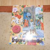 GHEORGHE DAVID-BREVIARUL BRUKENTAL-1981-miniaturi - Carte de lux