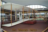 Carte postala ilustrata AVIATIE -  Avionul fratilor Wright