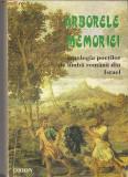 Arborele memoriei - Antologia poetilor de limba romana din Israel ( bilingva, romana-engleza)