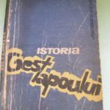 ISTORIA GESTAPOULUI JACQUES DELARUE - Istorie