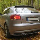 Vand prelungire bara spate Audi A3 8P SPORTBACK S3 - Spoiler, A3 Sportback (8PA) - [2004 - 2013]
