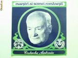 Discuri vinyl pick-up Electrecord Maestri ai Scenei Romanesti Costache Antoniu