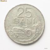 ROMANIA 25 BANI 1982 RSR Al. **