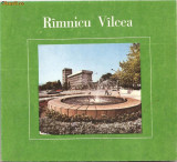 (C912) RIMNICU VILCEA ( RAMNICU VALCEA ) DE ION NADRAG, EDITURA SPORT - TURISM, BUCURESTI, 1986, PREFATA DE CORNELIU TAMAS